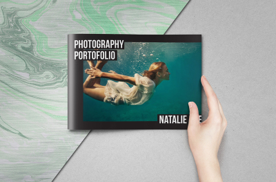 Simple Portofolio Brochure