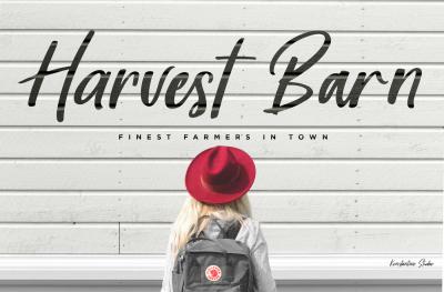 Harvest Barn - Farmhouse Casual