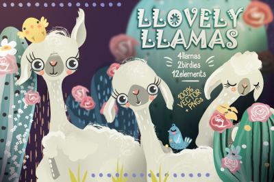 Llovely Llamas