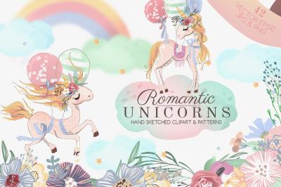 Romantic Unicorns