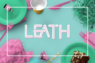 Leath