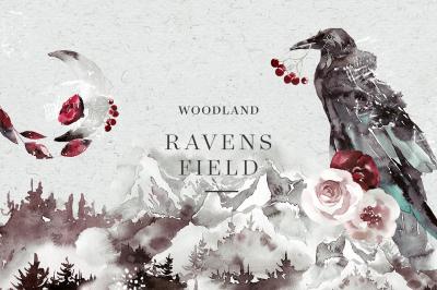Woodland Ravens Field