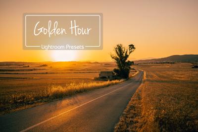 20 Lightroom Golden Hour Presets