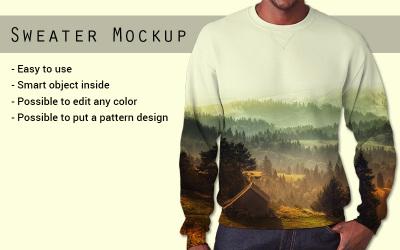 Sweater mockup