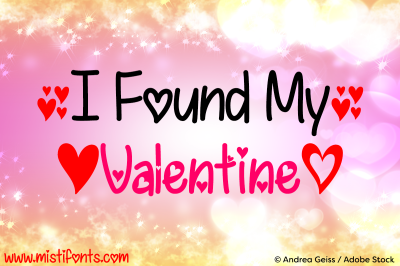 I Found My Valentine