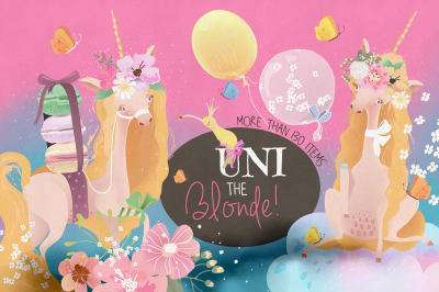 Uni The Blonde