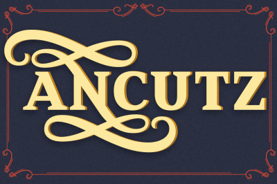 Ancutz - An Elegant Display