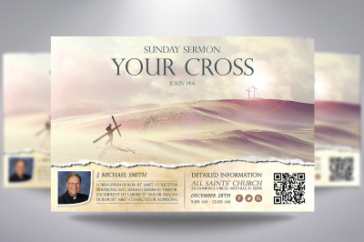 Your Cross Church Flyer