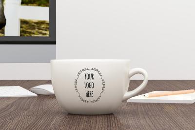 Coffee Mug/Cup Mockup v3