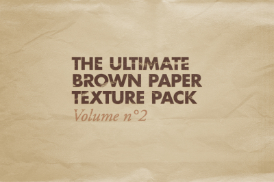 Brown paper texture pack volume 02