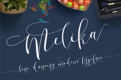 Melika Script