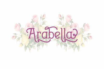 Arabella Script