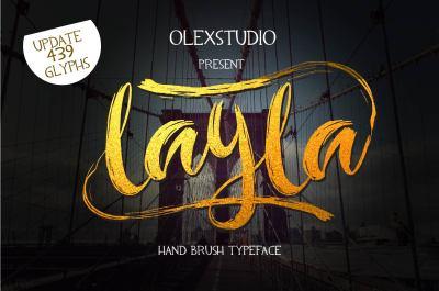 Layla Brush (UPDATE)