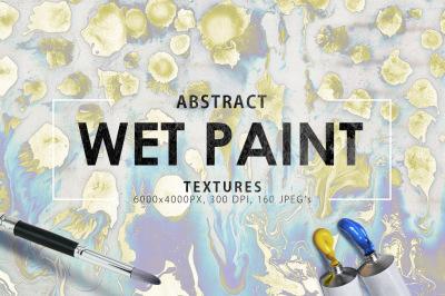 Wet Paint Textures