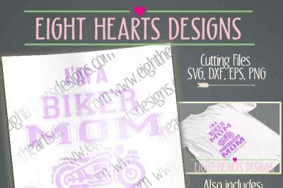 I'm a Biker Mom - Several Titles - Combo Pack