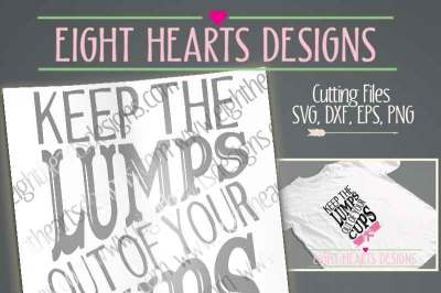 Keep the Lumps out of your Cups - Breast Cancer Awareness