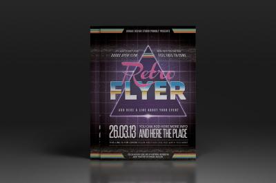 Retro Flyer / Poster