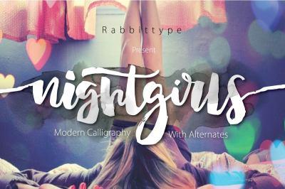 Nightgirls Script OFF 75%