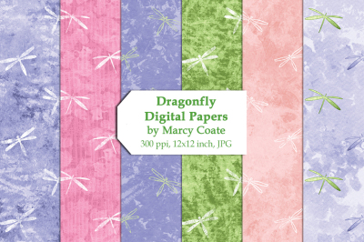 Dragonfly Digital Papers