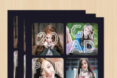 Graduation Party Card 7