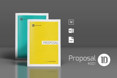 Proposal Template 001
