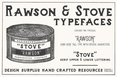 Rawson & Stove