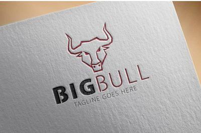Big Bull Logo