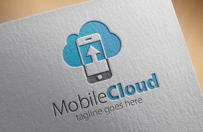 Mobile Cloud Logo