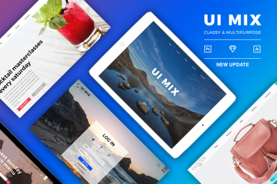 UI MIX KIT
