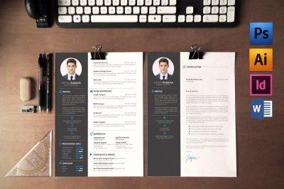 Resume/CV + Cover Letter