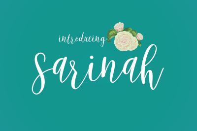 Sarinah Script