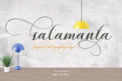 Salamanta Script