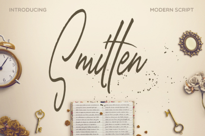 Smitten Script