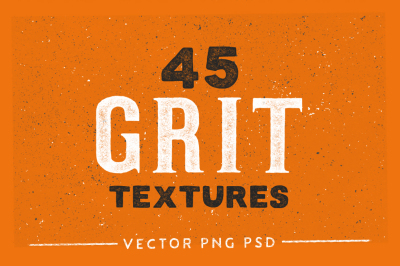 45 Heavy and Subtle Grit Textures