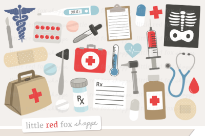Medical & Doctor Clipart