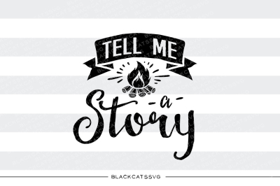 Tell me a story - SVG