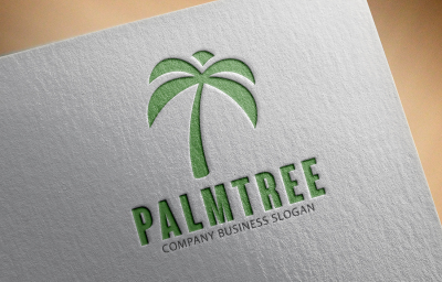 Palm Logo Templates