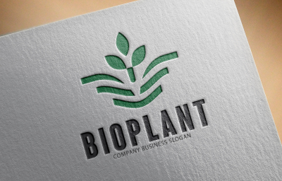 Bio Plant Logo