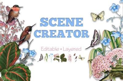 Mock Up • Scene Creator • Kit • Build a Preview