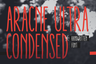 Aracne Ultra Condensed *12 styles*