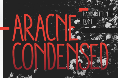 Aracne Condensed *12 styles*