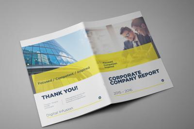 Corporate Company Report