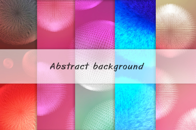 50 Abstract textures & backgrounds