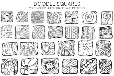 Doodle Squares