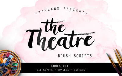 The Theatre Brush