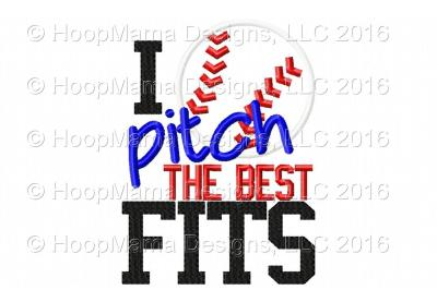 I Pitch The Best Fits - Boy