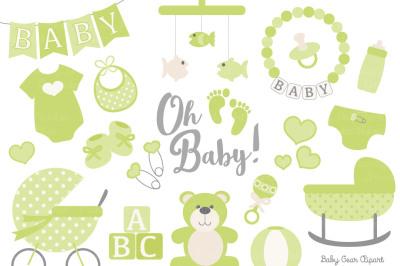 Bamboo Vector Baby Items