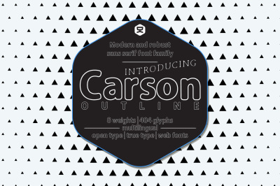 Carson Outline