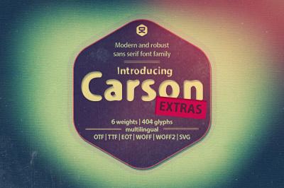Carson Extras