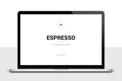 Espresso - Multipurpose PowerPoint Template